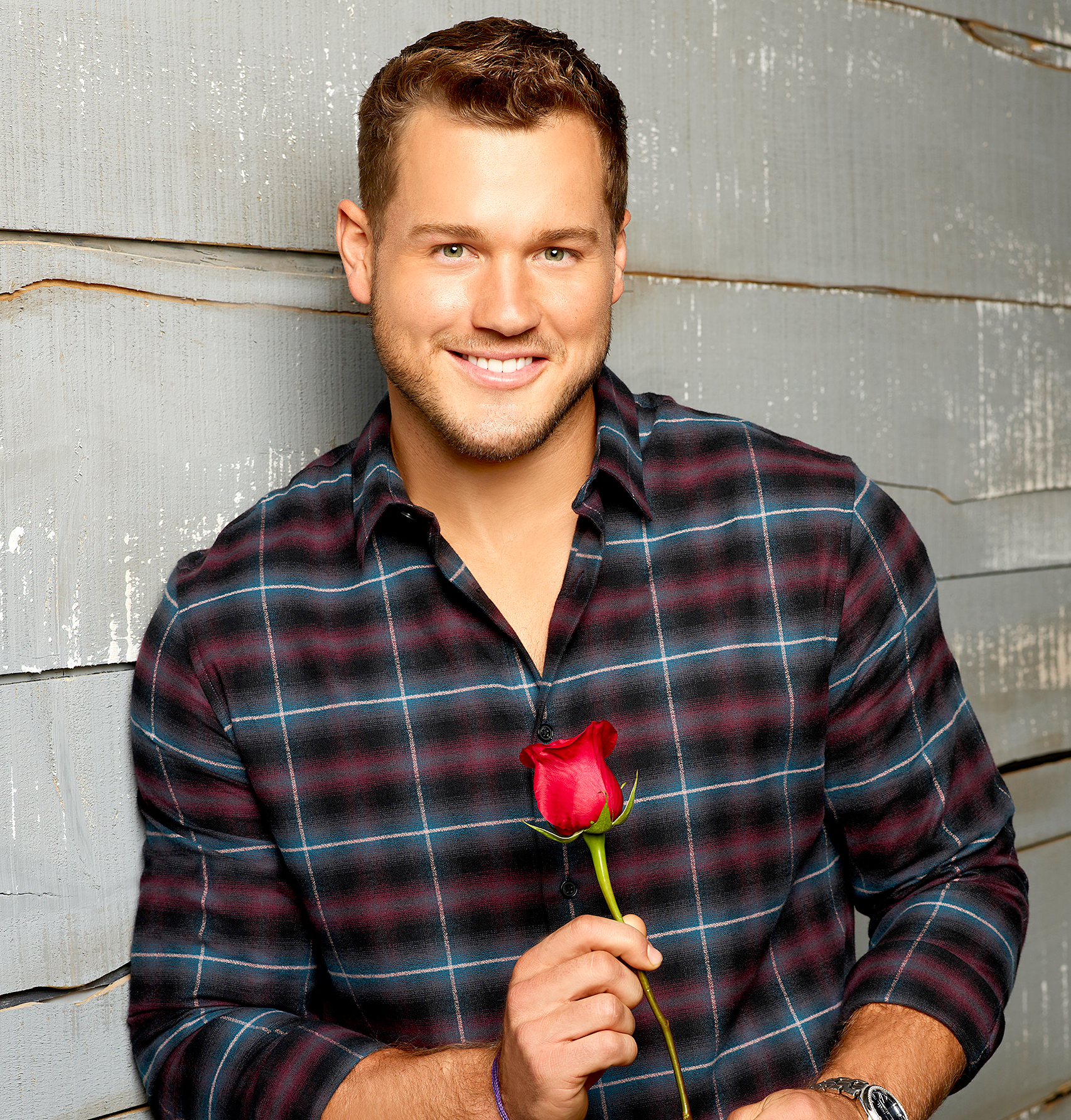 Colton-Underwood-virgin cocktails - During one of the most unconventional endings in Bachelor history, Colton ended his respective relationships with Hannah Godwin and Tayshia Adams to pursue a relationship with Cassie Randolph , who left the show during the fantasy suite dates because she was having doubts. While the former NFL player and Cassie got back together during the finale, Colton did not pop the question.