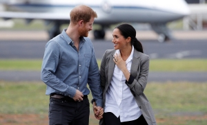Countdown to Baby! Meghan, Harry Racing 'Against Time' to Get Home Construction, Nursery Done