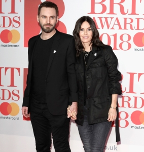 Courteney Cox Raves About Johnny McDaid He's My One