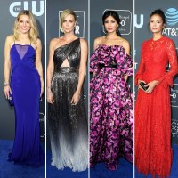 Kristen Bell, Charlize Theron, Gemma Chan, and Nina Dobrev critics choice awards 2019