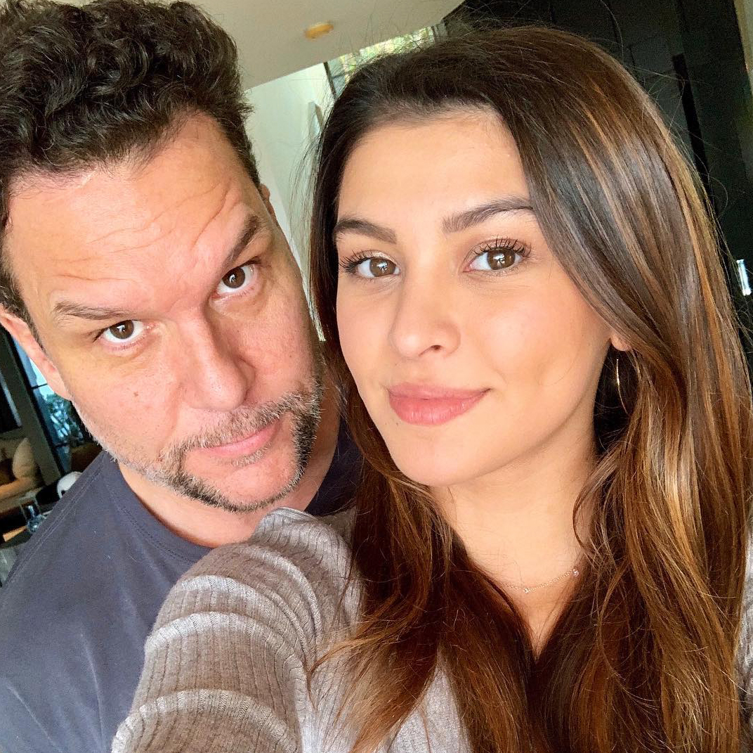 Dane cook is dating who