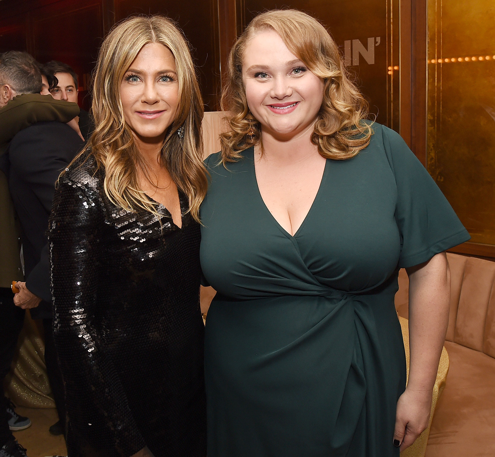 Danielle Macdonald Bonded With Jennifer Aniston Over Dogs