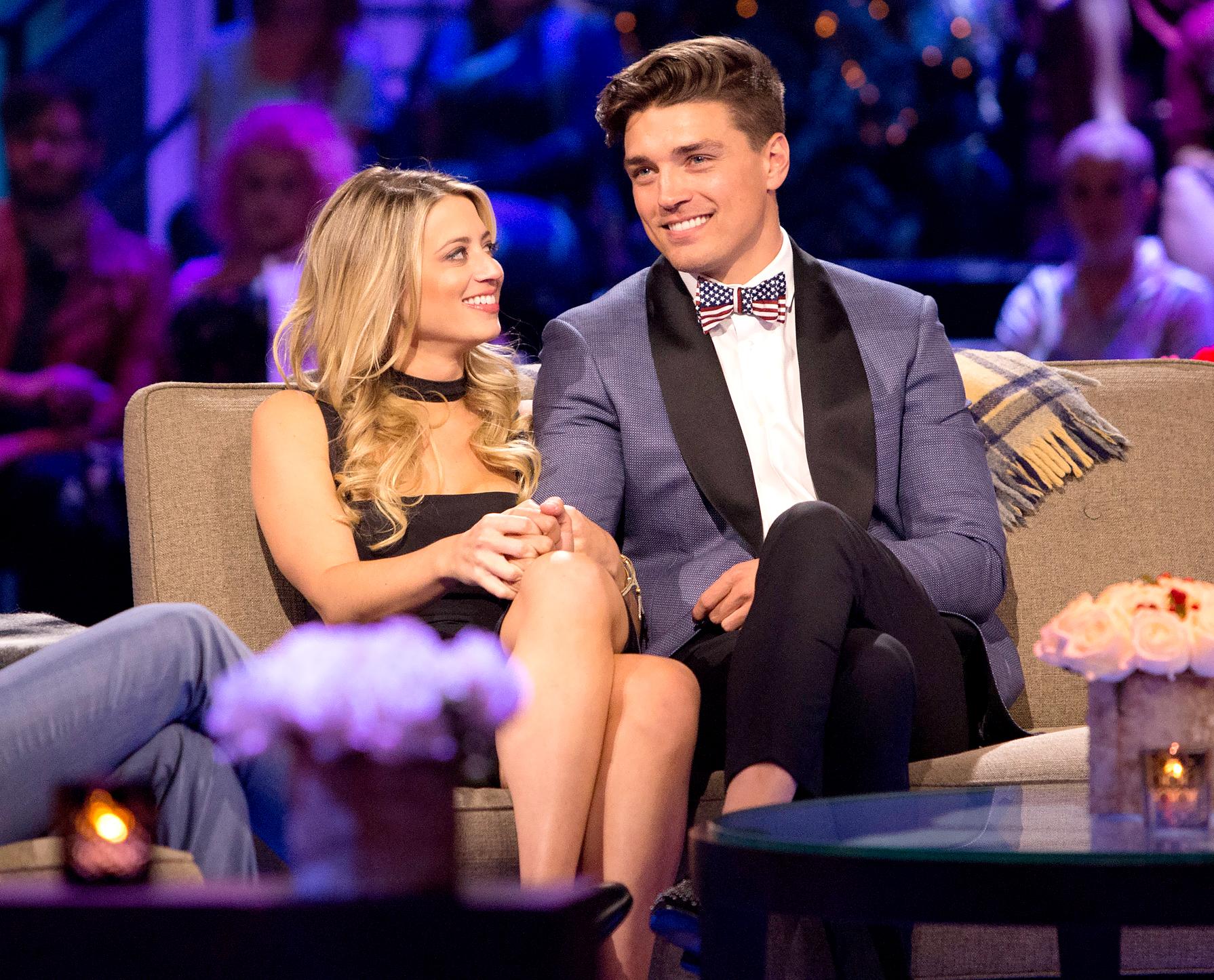 Dean Unglert Shades Ex Lesley Murphy, Slams 'Bachelor
