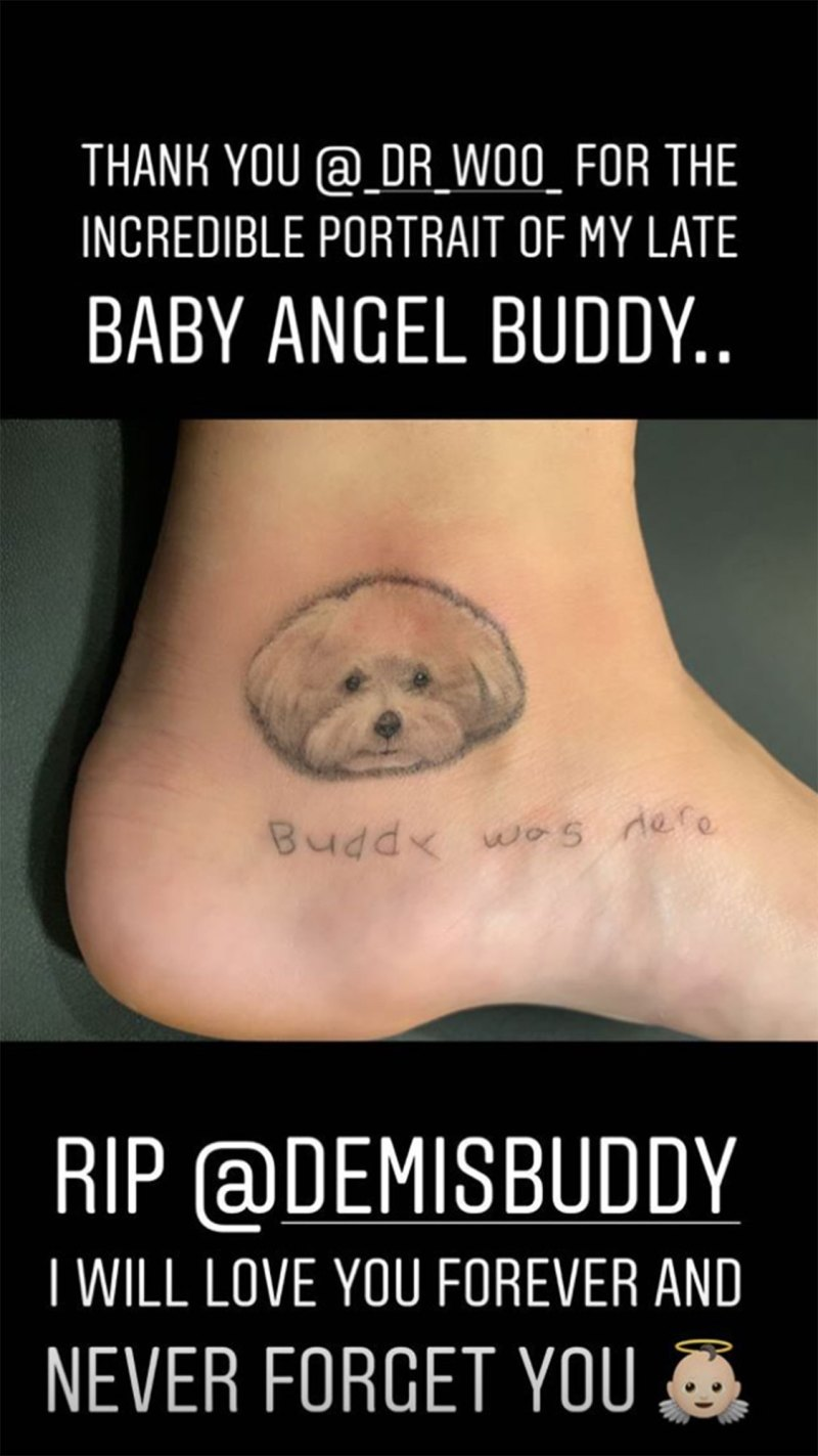 Celebrity Artistic Graphic Tattoos and Body Art: Pics