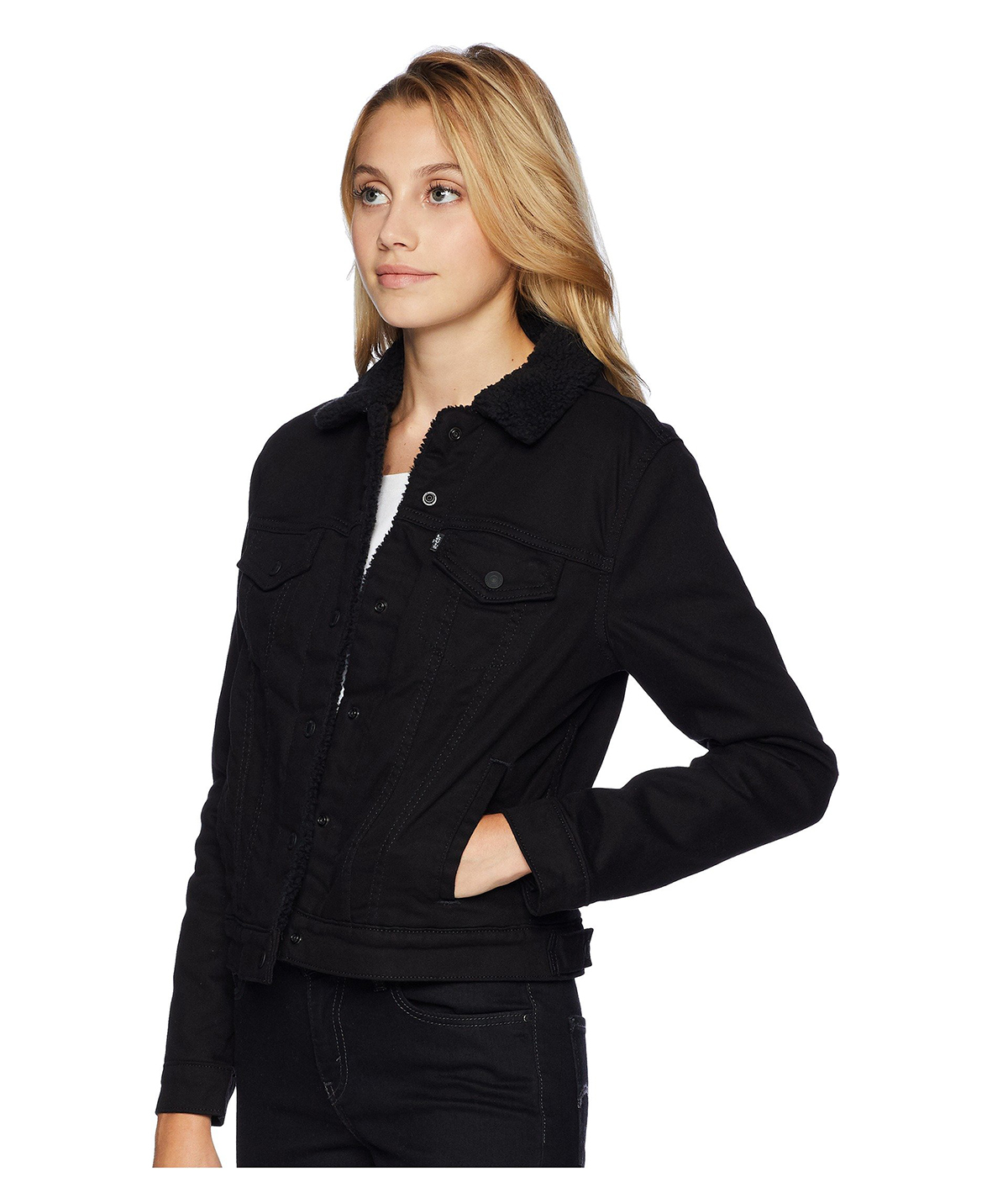 Denim Jacket Black