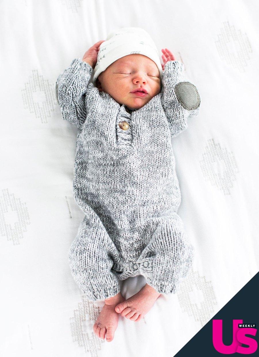 Desiree Hartsock Chris Siegfried Baby Zander