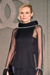 Diane Kruger Fears for Her Daughter's Safety