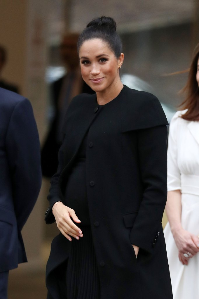 Duchess Meghan Has Been Working With a Doula During Pregnancy