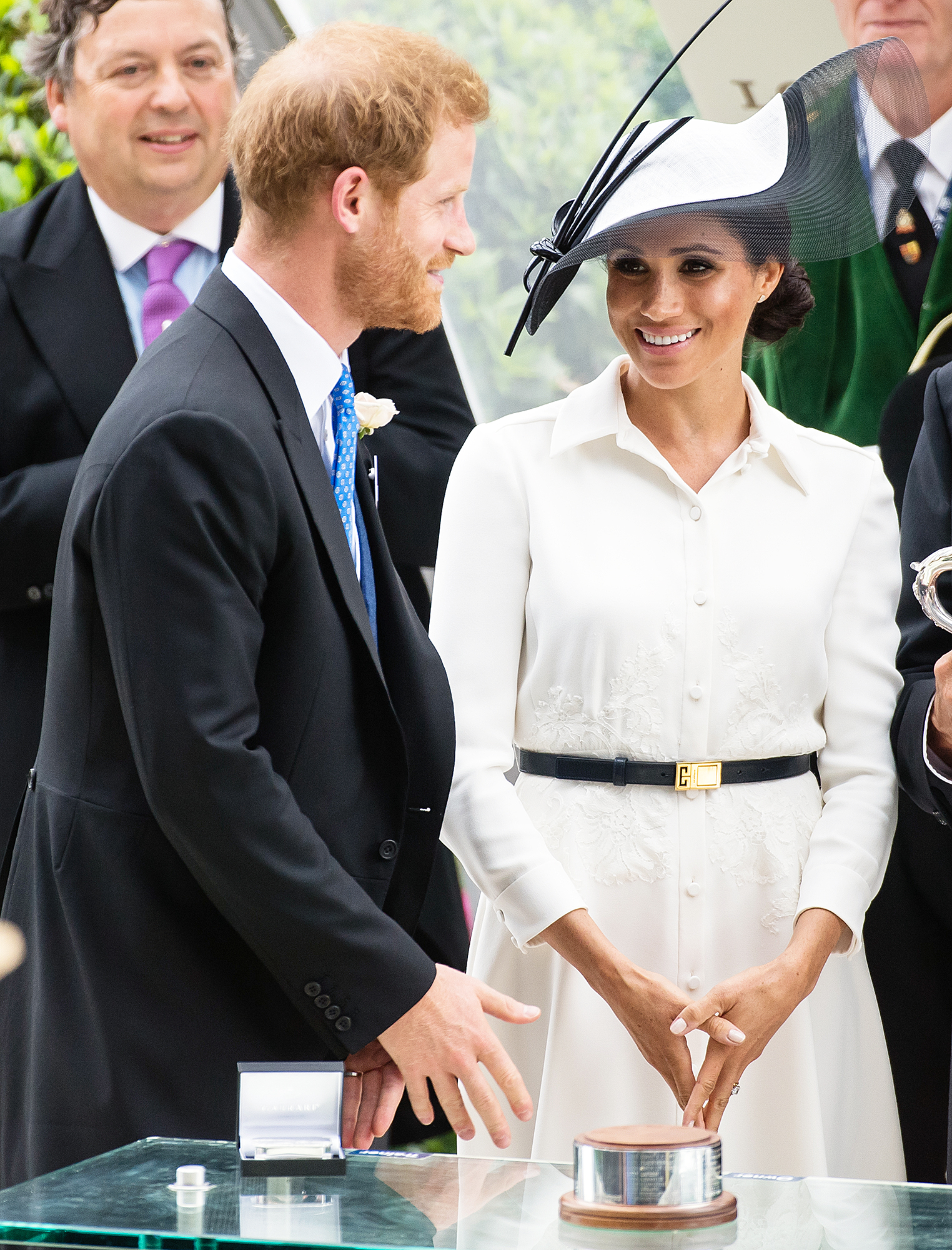 Duchess Meghan Sayonara Zara Party