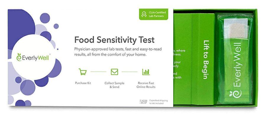 EverlyWell Food Sensitivity Test