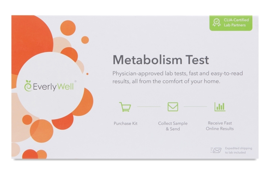 EverlyWell Metabolism Test
