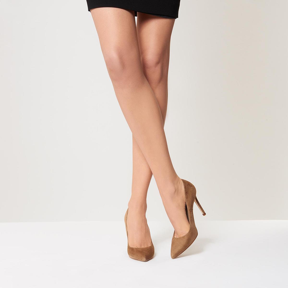 Fern Brown Heels