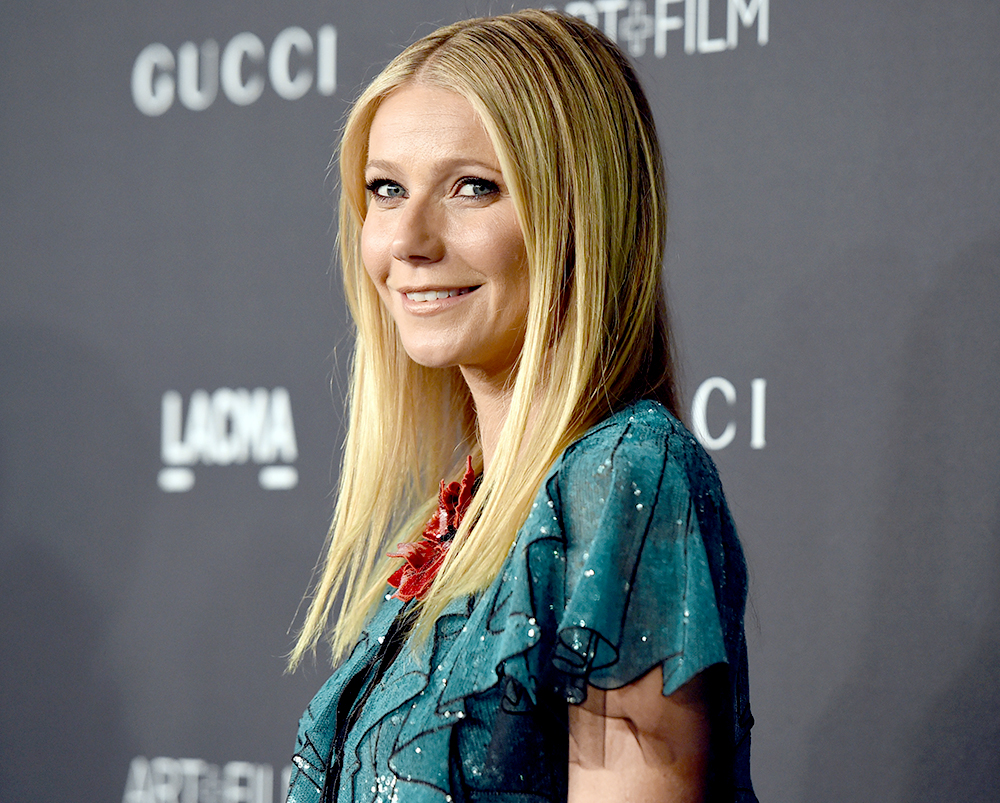 "Gwyneth-Paltrow-smoothie-recipe - In November 2018, Queen of Wellness Gwyneth Paltrow revealed to Us Weekly the ingredients for the breakfast smoothie she drinks every morning. Starting from a cashew milk base, she adds ""a ton of spinach,"" she notes, as well as cardamom, turmeric, salt ""and one date to give it a little sweetness."""