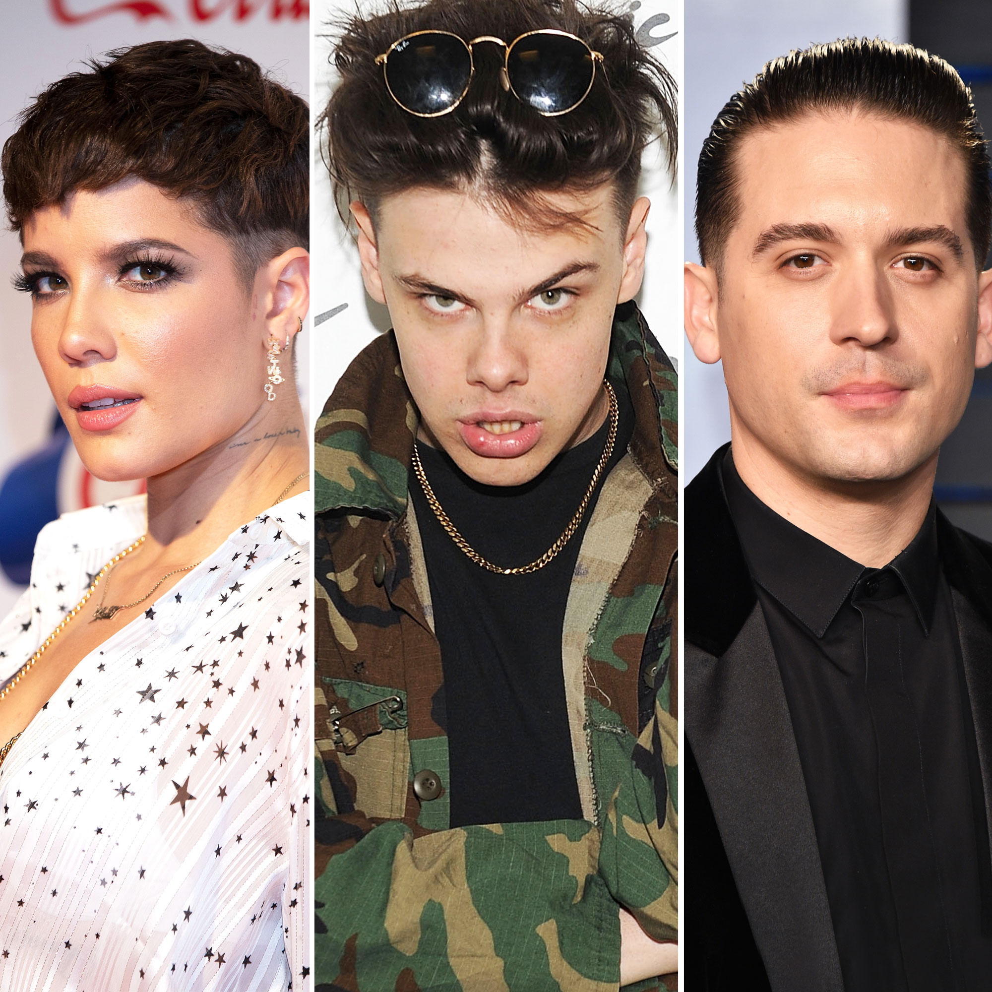 Halsey Goes Instagram Official With Yungblud After G Eazy Split