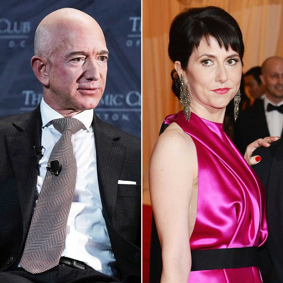 See Jeff Bezos Massive Properties At Stake In Divorce Pics