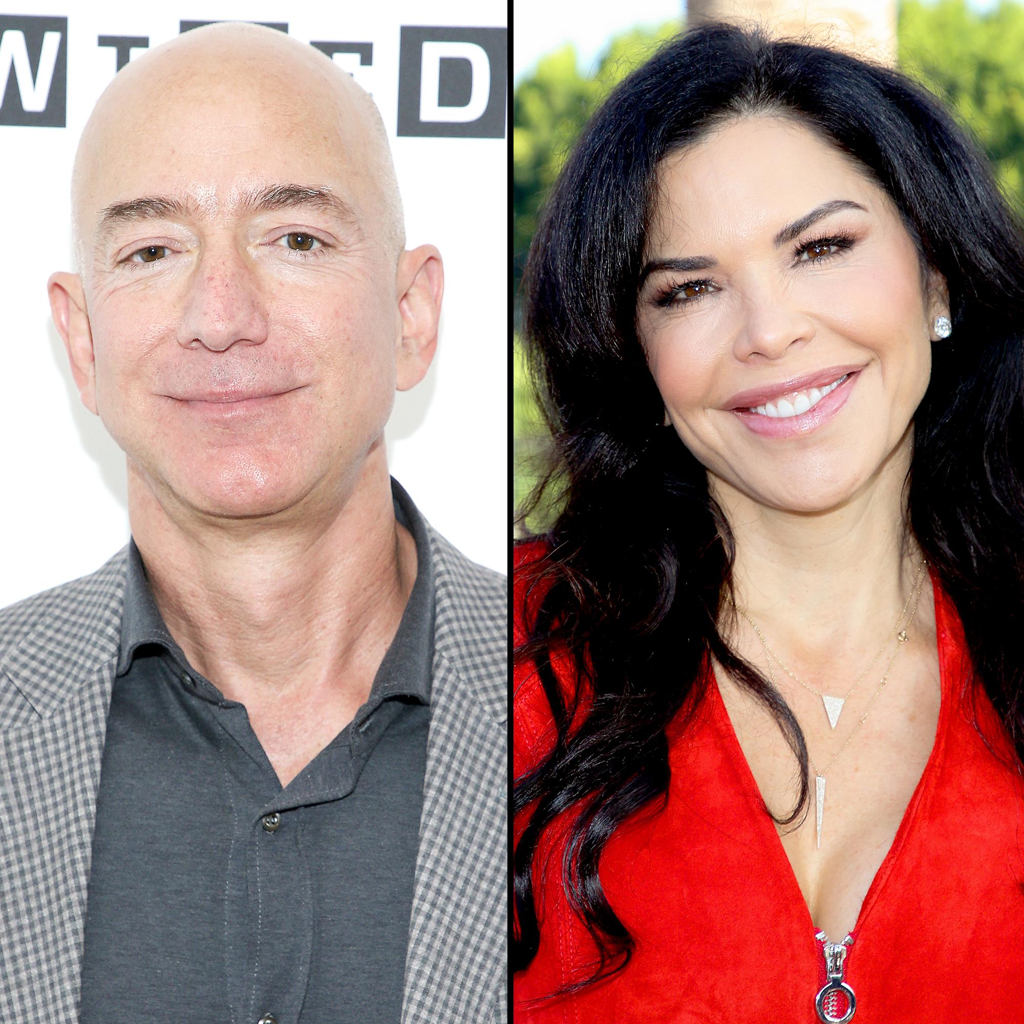 Jeff-Bezos-and-Lauren-Sanchez-dinner-date-affair - Jeff Bezos and Lauren Sanchez