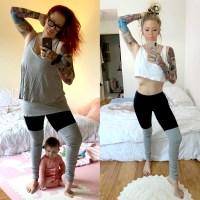 Jenna-Jameson-weight-loss-selfie