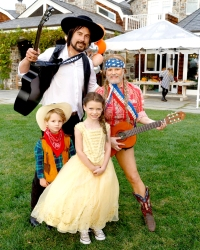 Jessica,-Eric,-Ace-and-Maxwell-Dress-up-for-Halloween-2017