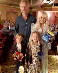 Jessica,-Eric,-Maxwell-and-Ace-See-a-Broadway-Show