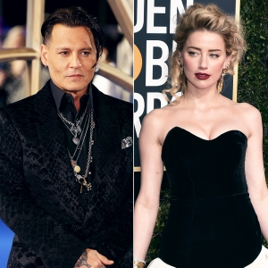Johnny Depp Files 'New and Previously Unseen Evidence' Denying He Abused Ex-Wife Amber Heard