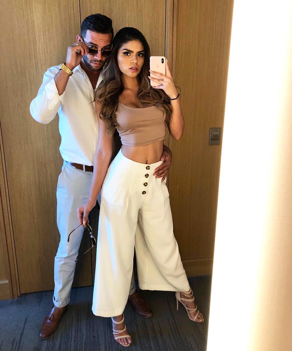 Jonathan Rivera, Fernanda Flores Seemingly Confirm Split