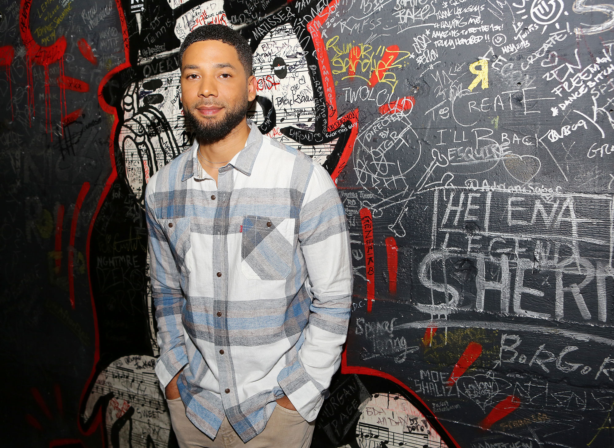 Jussie Smollett Breaks His Silence on Alleged Homophobic Attack