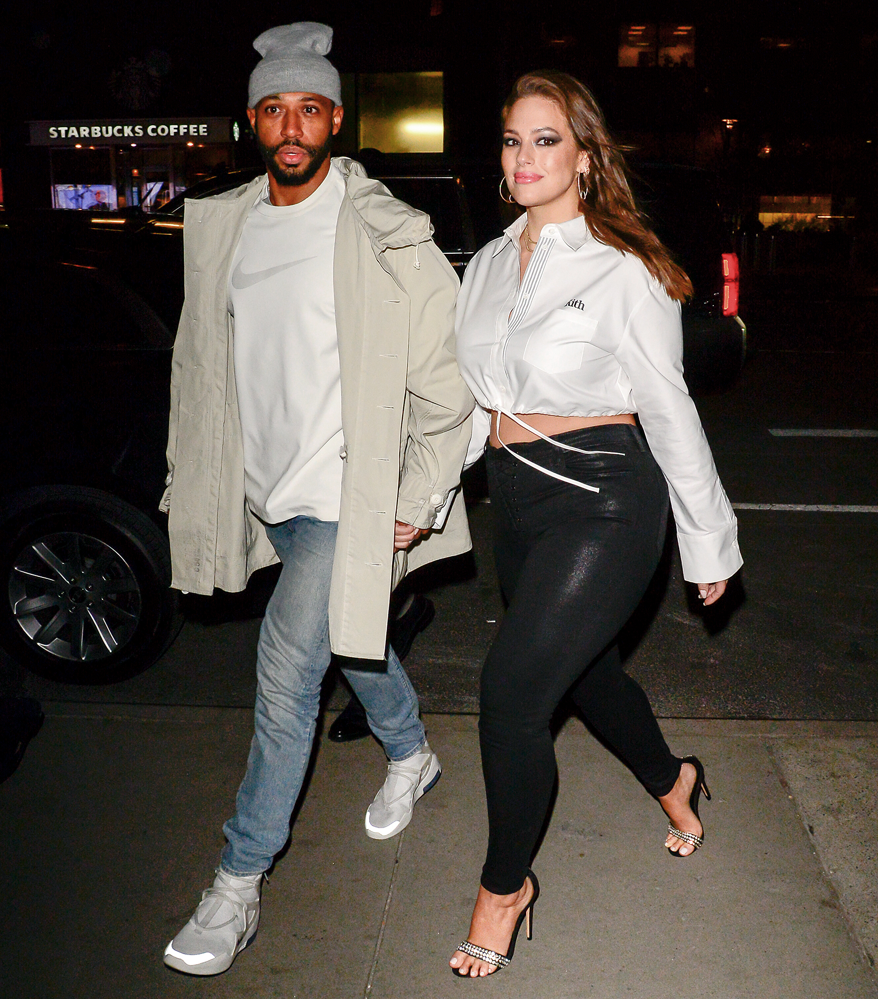 Ashley Graham Wedding.Ashley Graham Husband Get Back Into Alignment After Sex