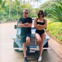 Inside Katharine McPhee and David Foster's Family Trip to Hawaii