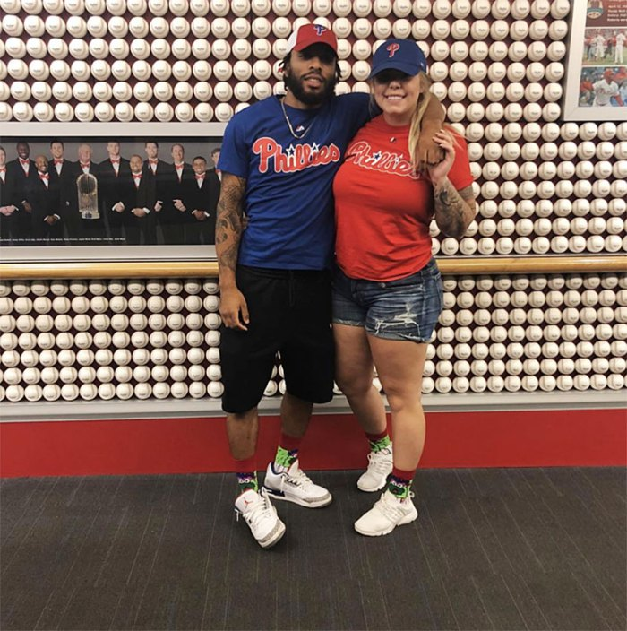 Kailyn Lowry All But Confirms Chris Lopez Relationship