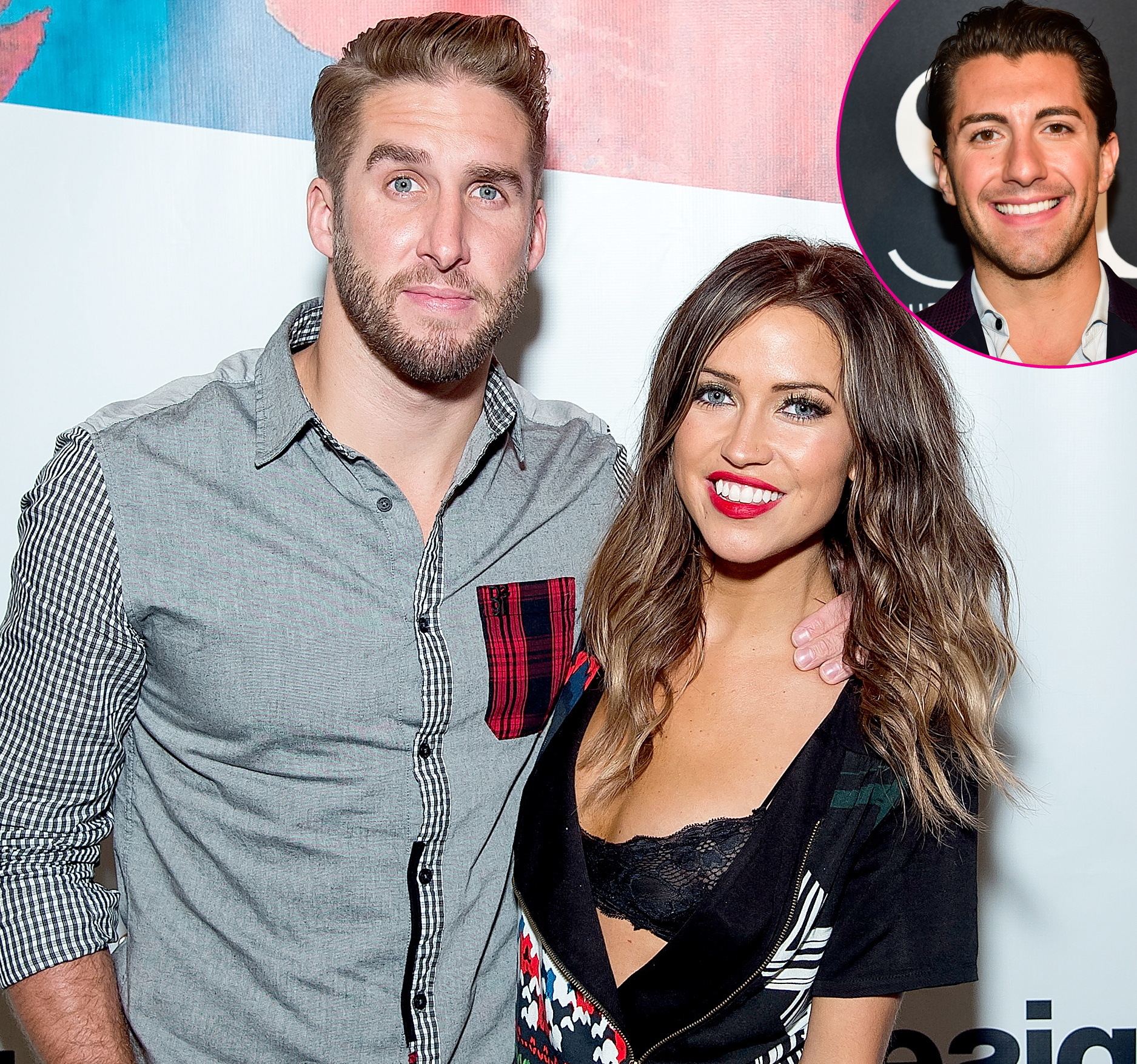 """Kaitlyn-Bristowe-and-Shawn-Booth - Booth said that seeing his ex move on with The Bachelorette alum Jason Tartick , who competed for the affection of Becca Kufrin on season 14 of the show, has helped him to do the same. """"[I'm] trying to understand things right now. I guess this goes with her new relationship too. It just kind of makes me question everything that we've had,"""" he told Ben Higgins and Ashley Iacontti on their podcast """"Almost Famous: In Depth"""" in January 2019."""