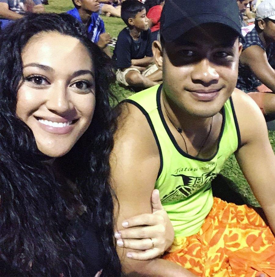 Kalani Faagata and Asuelu Pulaa 90 day fiance