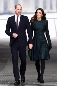 Duchess Kate's Latest Look Has Us Mad for Plaid