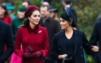 Kate and Meghan's complex relationship
