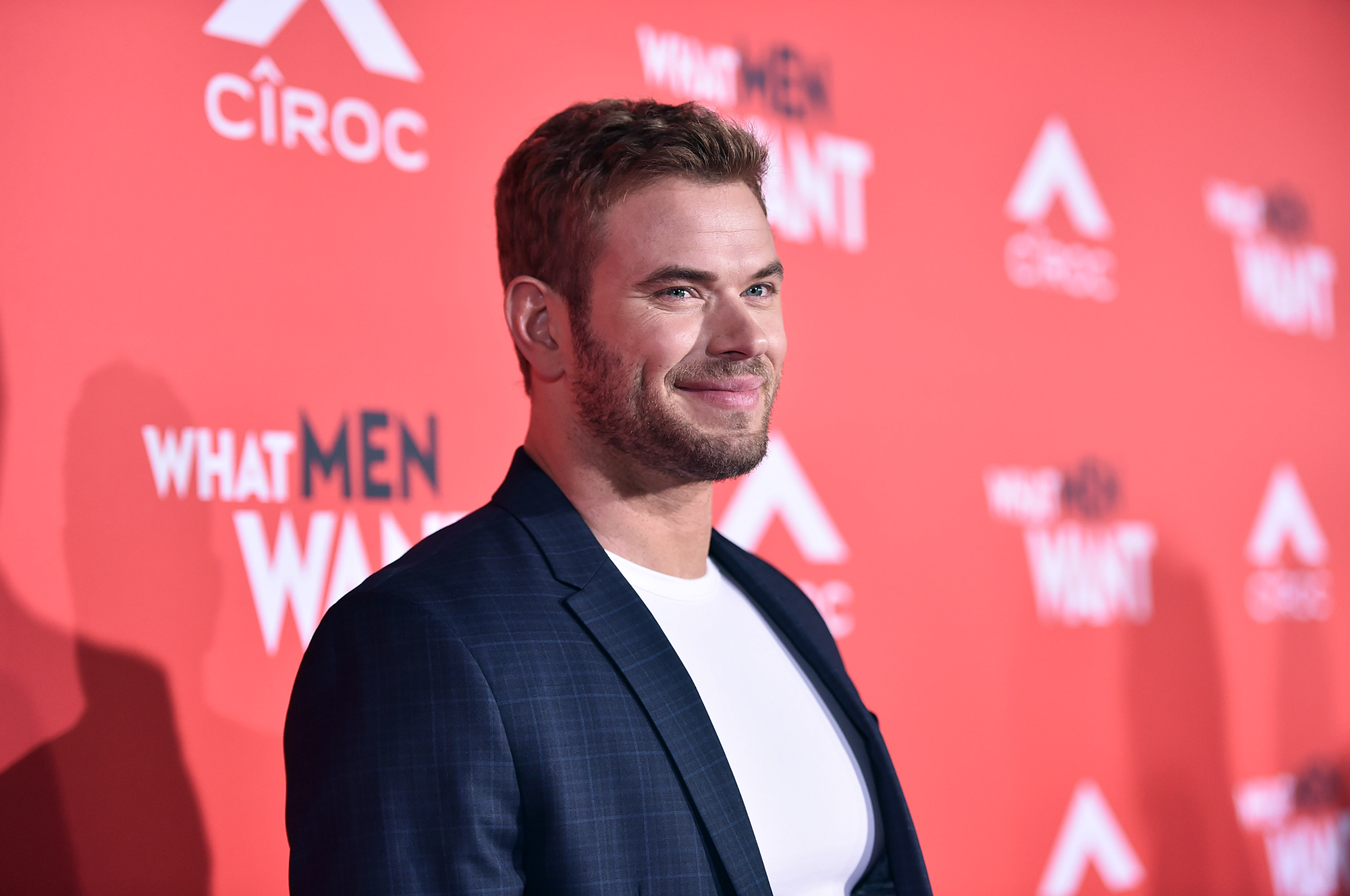 Kellen Lutz Is 'So Happy' for Ex Miley Cyrus' and Her Husband Liam Hemsworth: 'I'm a Big Advocate of Marriage' - Kellan Lutz attends the premiere of Paramount Pictures and BET Films' 'What Men Want' at Regency Village Theatre on January 28, 2019 in Westwood, California.