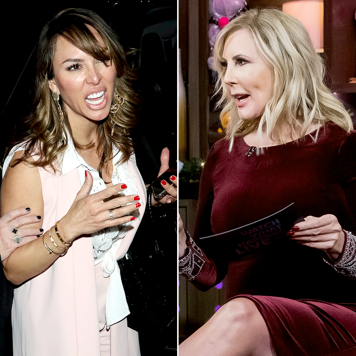 Kelly-Dodd-Wants-to-Hit-Vicky-Gunvalson - Kelly Dodd and Vicki Gunvalson