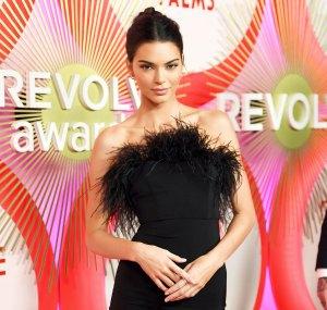 Kendall Jenner Big Announcement Acne Golden Globes Mixed Reviews