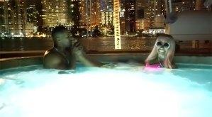 Watch Nicki Minaj's Boyfriend Kiss Her Feet in PDA-Packed Video