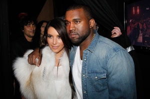 Kim Kardashian Says Kanye West's 'People' Called Her to Attend His 2007 MTV Movie Awards Performance