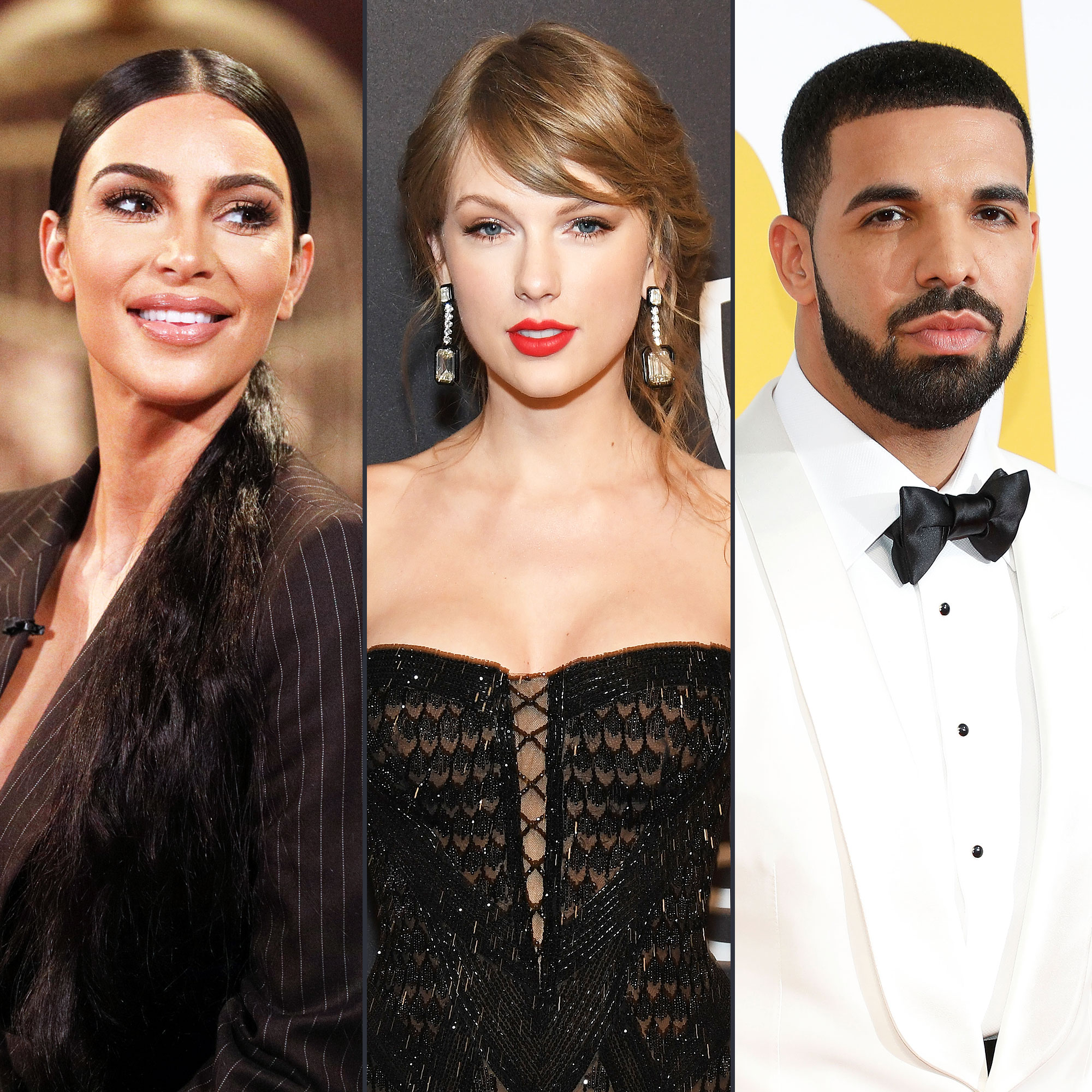 Kim Kardashian Over Taylor Swift Feud Drake