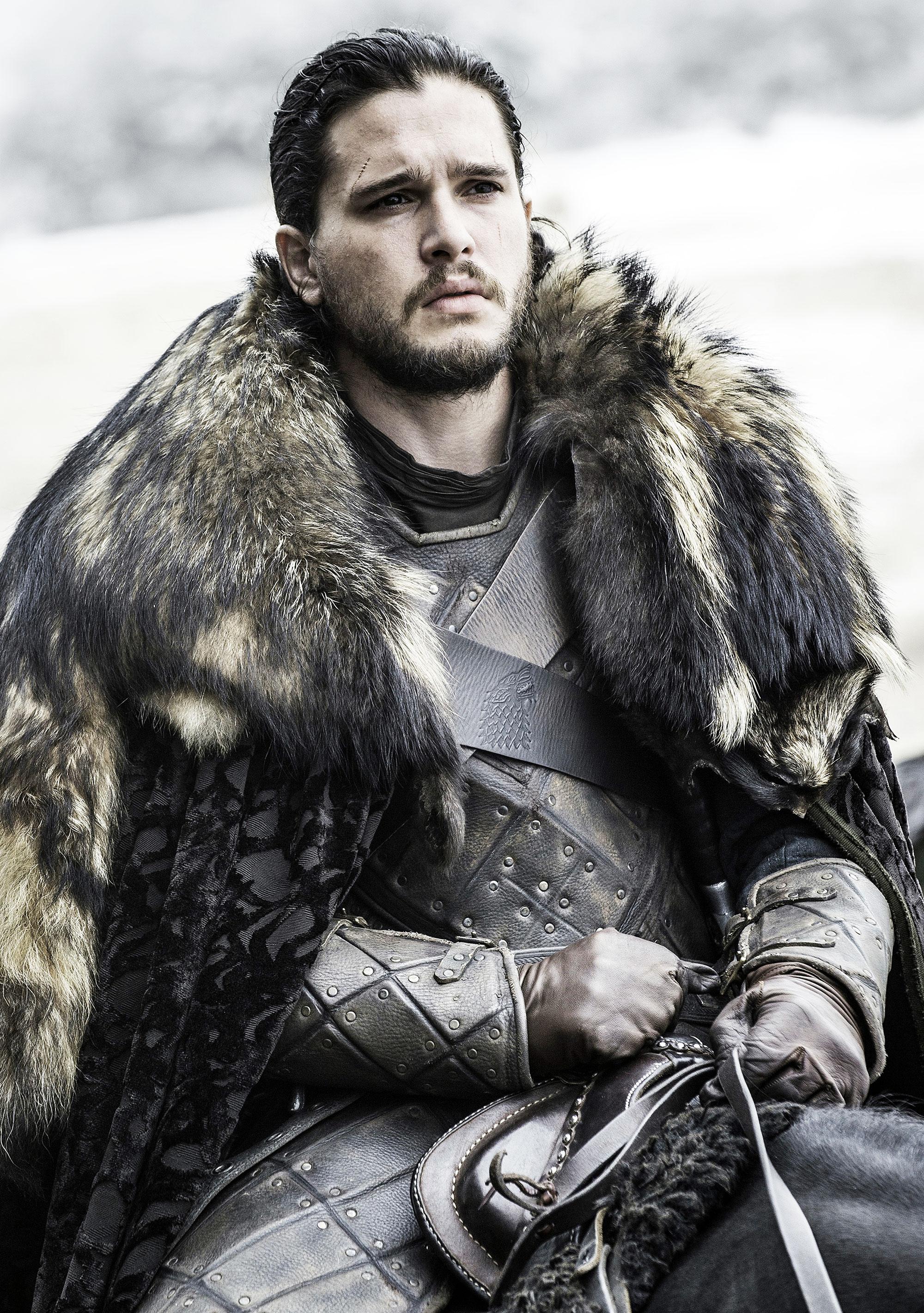 Kit Harington Game of Thrones Last Season Break the Cast