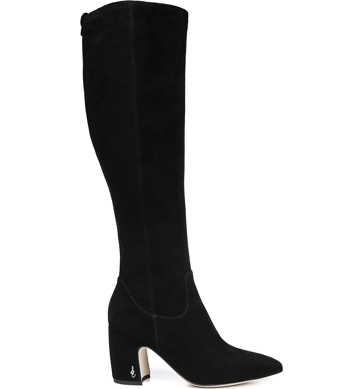 Knee High Boots Side