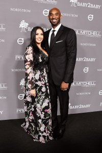 2bc947f35173 Kobe Bryant and Wife Vanessa Expecting Their Fourth Daughter!