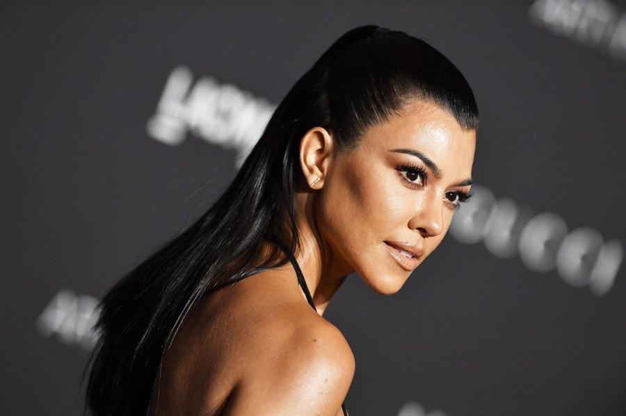 Kourtney Kardashian dating history