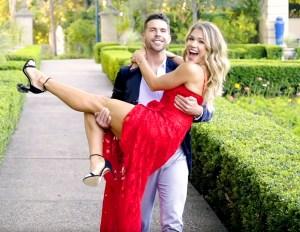 Krystal-Nielson-and-Chris-Randone-tv-show