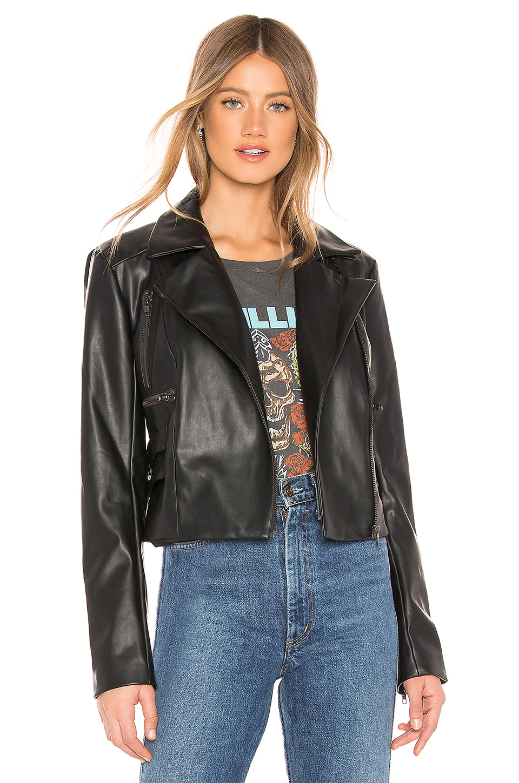callie moto jacket