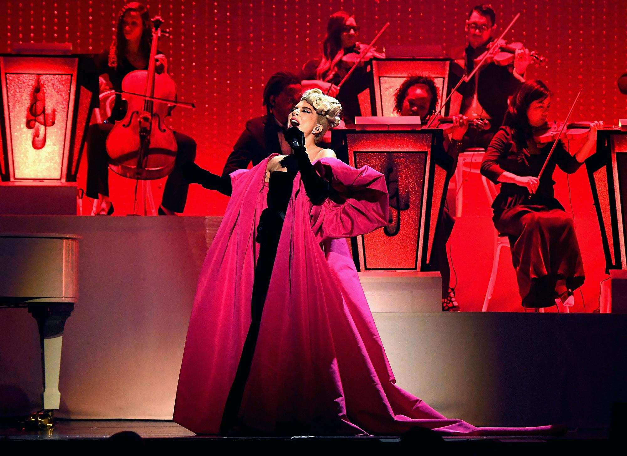 Lady Gaga's 'Jazz & Piano' Las Vegas Residency: Setlist