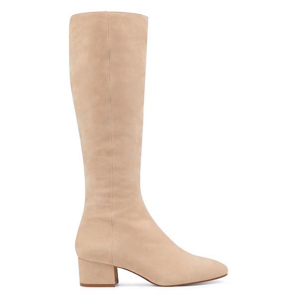 Lestife Round Toe Boots