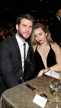 Liam Hemsworth Says He Feels 'Like a Real Man' During First Post-Wedding Public Outing With Wife Miley Cyrus