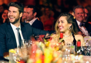 Liam Hemsworth Says He Is 'Very Lucky' to Be Married to Miley Cyrus, Hopes They'll Work Together Again in the Future