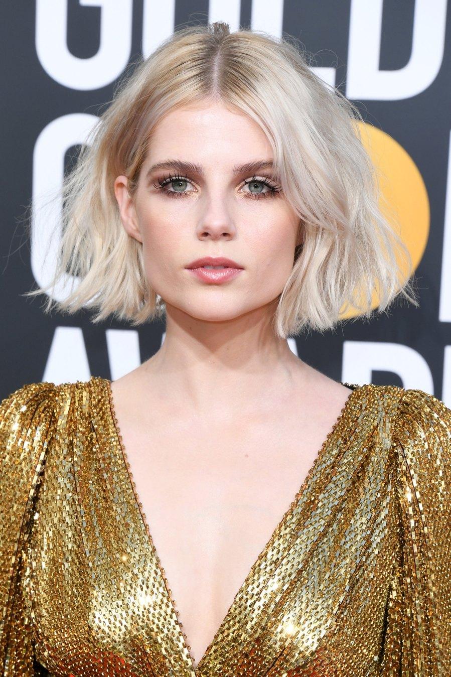 Lucy Boynton is Awards Seasons' Breakout Style Star